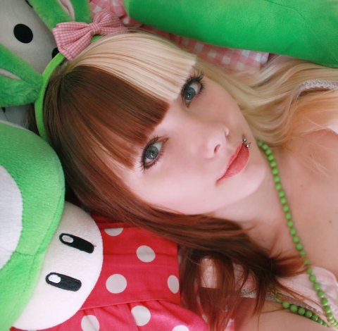 Isabell Aronsen alias Deadsushi - Isah - har ikke noe mål med bloggen annet enn å ha det moro og inspirere.