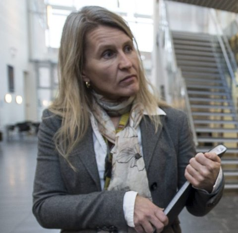Ann-Mari Henriksen. (FOTO: RUNE FOLKEDAL)