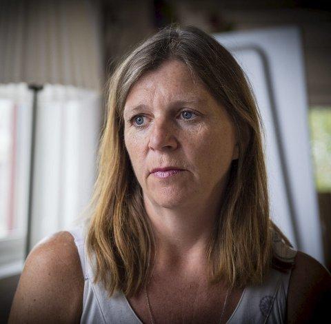 Leder: Kirkens SOS Buskerud, Anne Line Diesen.