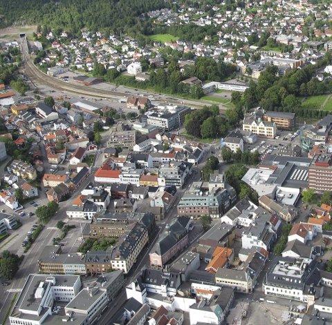 «Fra et miljøvernsynspunkt er det en fordel at handelen i Tønsberg sentrum står sterkt»