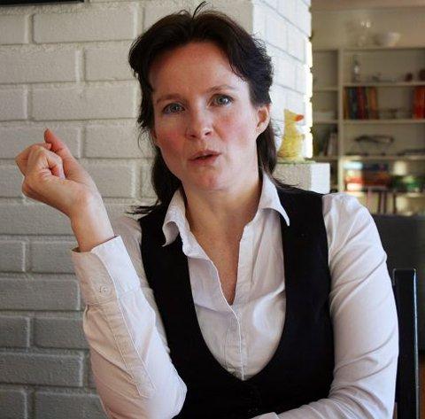 Sexolog Stine Cathrine Kühle-Hansen fra Kolsås.