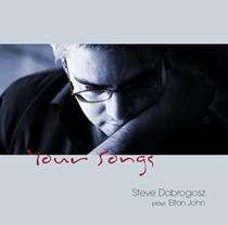 Ny plate: Steve Dobrogosz er ute med nytt album les mer her.