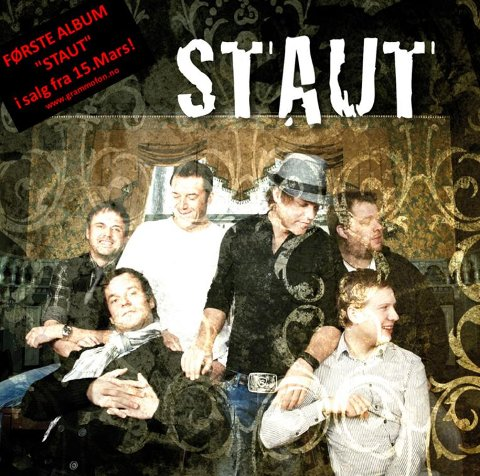 """Staut er ute med debutalbumet """"Staut""""."""