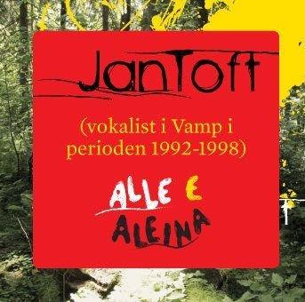 (Bilde 3) HAR MER ENN NOK: Jan Toft (48) har nok materiale til å gi ut to plater i året. Men på 'Alle e aleina» tok han bare med de aller siste han hadde laget.