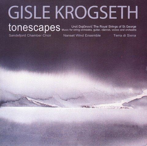 CD-en «Tonescapes» inneholder i alt 16 musikkstykker med eldre og nyere materiale.