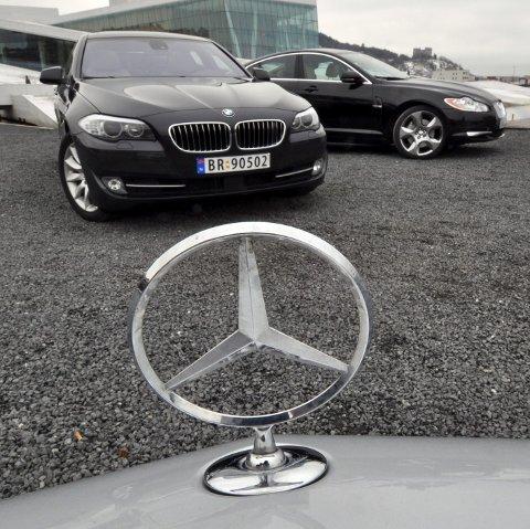 """SVINDLET:  En Mercedes-eier lot våren 2010 bilen """"forsvinne"""" og hevet forsikringssummen etter å ha meldt bilen stjålet. Nå må han i fengsel."""