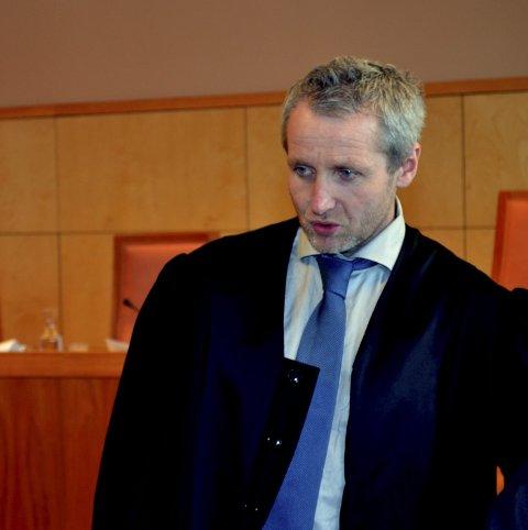 Politiadvokat Richard Røed.