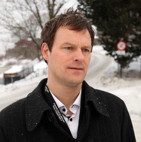 MÅ JOBBE VIDERE: Politiadvokat Morten Stene må gjøre flere undersøkelser i Veigar Páll Gunnarsson-saken. FOTO: SVEIN OLSSON