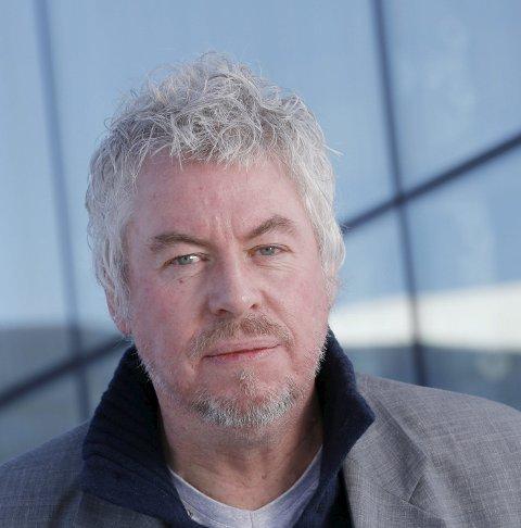Rune Christiansen fikk tirsdag kveld Brageprisen for årets beste skjønnlitterære bok.