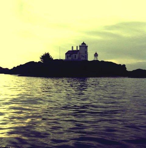 Sørhaugøy fyrstasjon i Haugesund er et av stedene på Norwegian Ghost Hunters liste over steder med paranormal aktivitet.