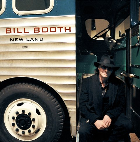 Bill Booth spilte på 70-tallet med Willie Nelson. Senere havnet han i Norge, og her ble han værende.