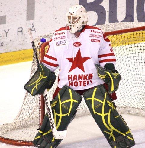 ILDDÅPEN: Henrik Haukeland kom fra Stjernen-debuten med bravur.