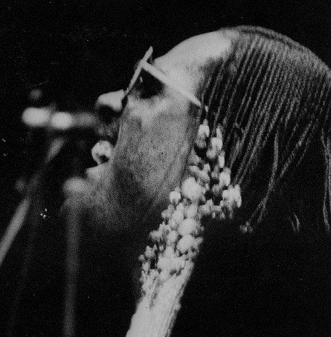 DRAMMEN: Fra 1981-konserten i Drammen.