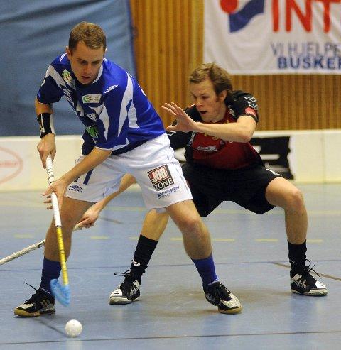 Alexander Jaksland sto fram med tre scoringer og ble kåret til NORs beste.
