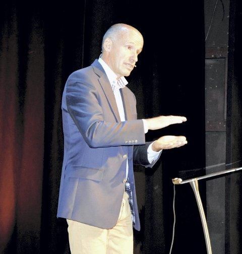 Personlig: Geir Lippestad var åpen om skepsisen til å si ja til jobben som Breivik-forsvarer.