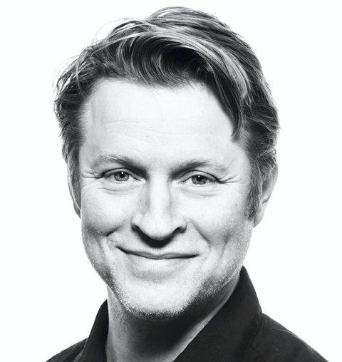 TOM A. HAUG: Skal lose publikum gjennom premieutdelingen søndag. (Foto: Gisle Bjørneby)