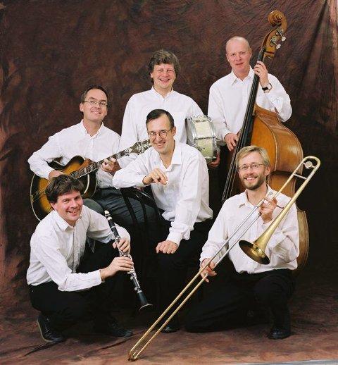 caledonia: Caledonia Jazzband spiller rotekte New Orleans-jazz i levende tradisjon.