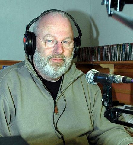 Radio r35. Redaktør Helge Solbakken.