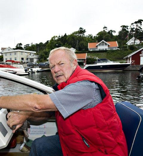 Arild Åserud: i Bølingshavn hvor han også har planer