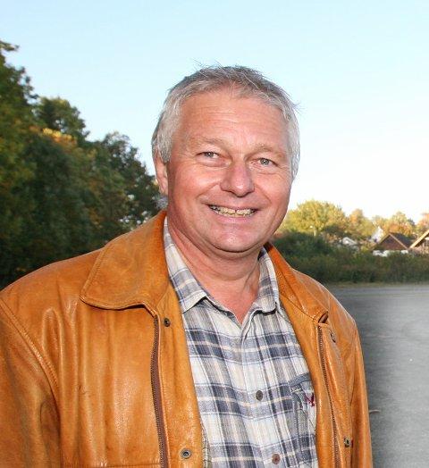 MIR-leder Nils Petter Nilsen.
