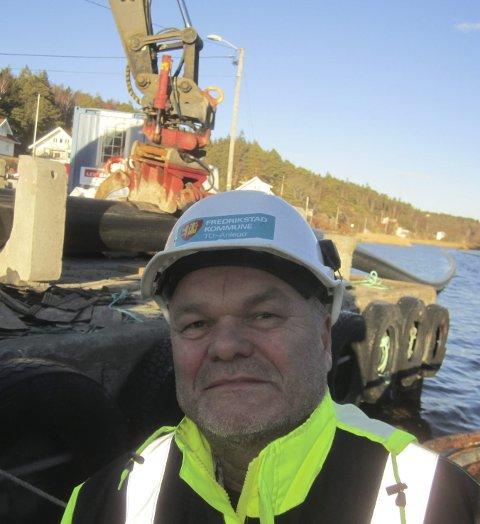 Prosjektleder: Oddbjørn Eng leder prosjektet.