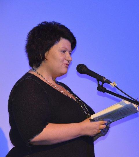 Kommer: Ordfører Anita Ihle Steen er trofast gjest på Verdensdagen for psykisk helse.