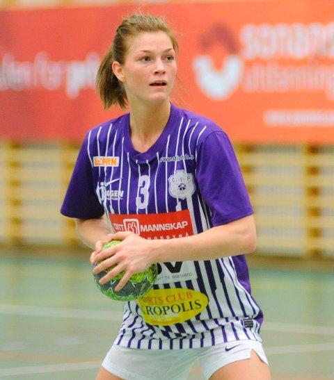 Jeanett Kristiansen har bedt om å bli løst fra kontrakten med Larvik av personlige grunner.