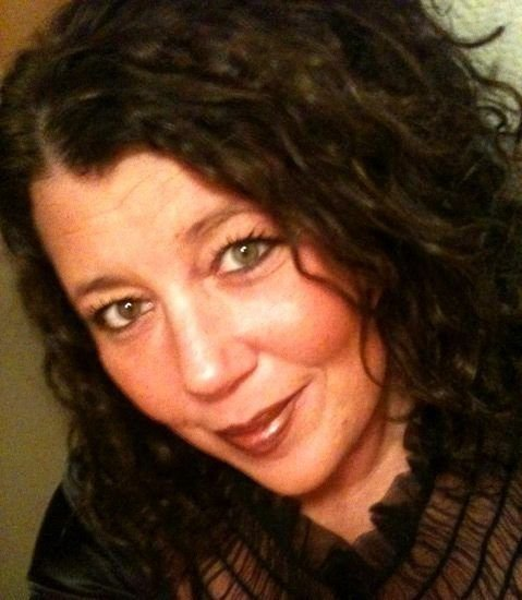 2. PLASS: Kristin Oudmayer med bloggen A Curly Life. FOTO: PRIVAT