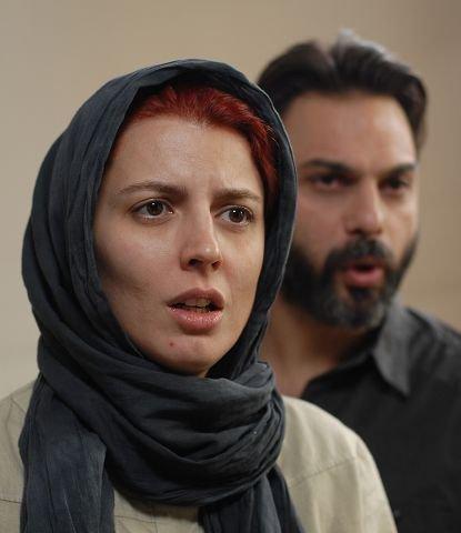 EkteparLeila Hatami og Peyman Moadi spiller kone og mann i dette iranske dramaet.  Foto: Filmweb.no