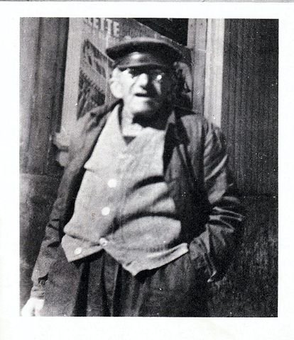 Et bilde av «Skrøna» fra hans eldre dager.