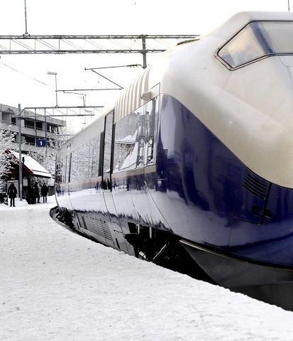 Kan bli sidespor Skal Fredrikstad få en sløyfe uten dobbeltspor? Arkivfoto: Trond Thorvaldsen