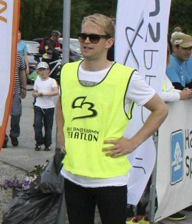 SJEFEN SJØL: Thor Øystein Velde.