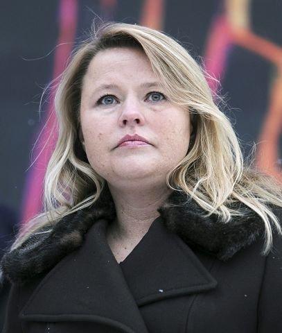 Oppgitt: Kari Helene Partapuoli i Antirasistisk Senter. Foto: Scanpix