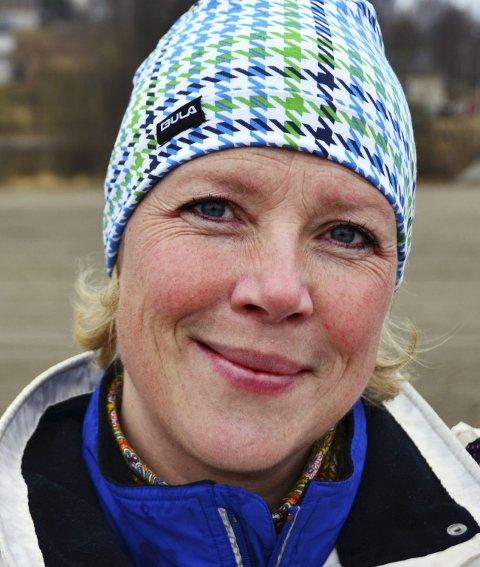 Nybegynneren: Jenny Kristin Lure (45).