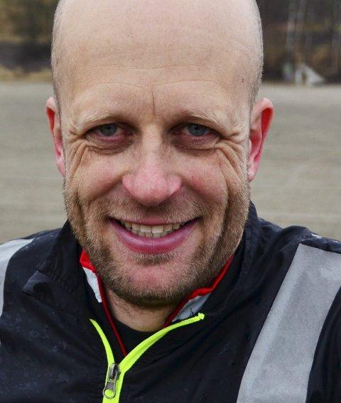 Den erfarne: Thomas Andresen (41).