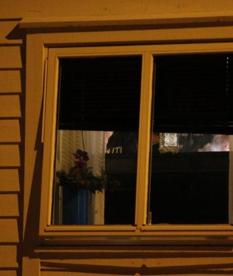 En kvinne ble fredag kveld skutt og drept i en leilighet på Karmøy.