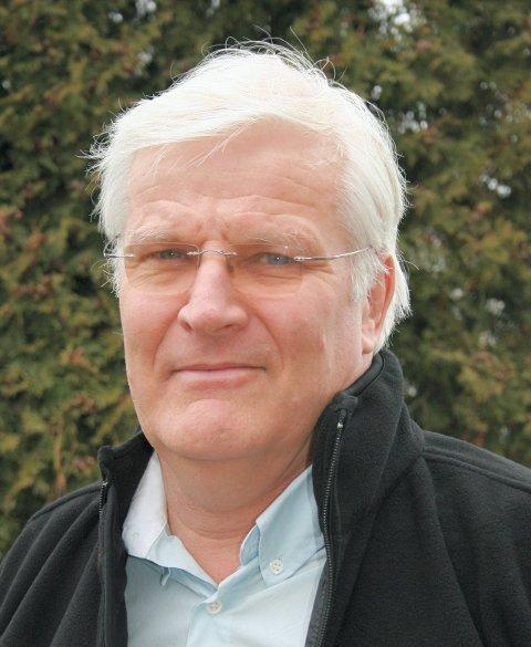 STYRELEDER: Werner Christie er styreleder for Friskstiftelsen.