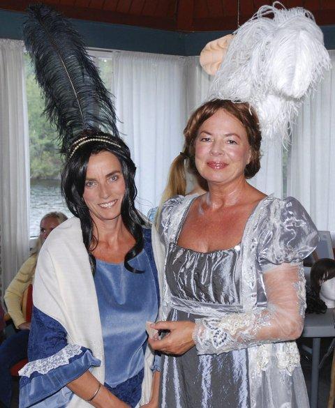 Laila Torp (t.v.) og Gro Thune Stubberud.