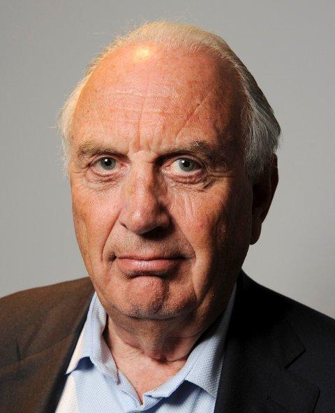 Svein Flåtten (H) får fire nye år på Stortinget.