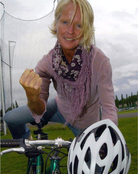 SINT: – Jeg har ikke gjort noe feil og mener at Birkebeiner-arrangøren bør legge seg flate og trekke tilbake tilleggstiden jeg har fått, sier Ragnhild Bolstad.