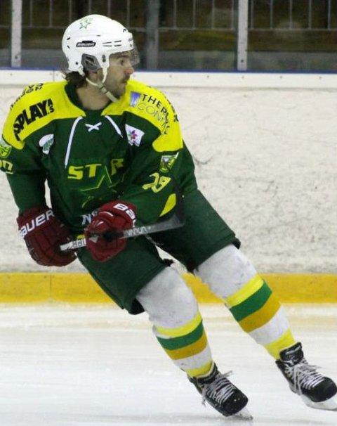 Forward Lasse Fjeldstad (25) er har tegnet Stjernen-kontrakt.