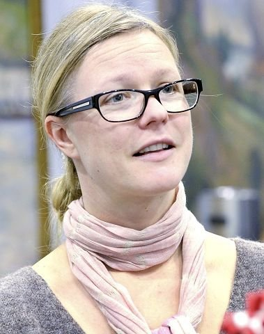 Venstres gruppeleder Ulla Nordgarden.