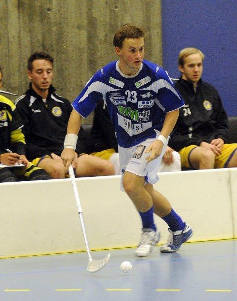 Mads Normann slo til med tre scoringer i den viktige bortekampen mot Grei/Målløs.