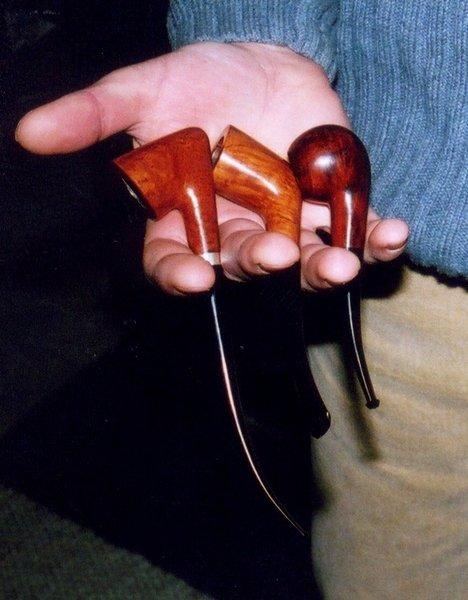 En piperøker er ofte en connaisseur, en kjenner, som er opptatt av design så vel som kvalitet.