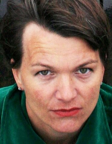 Den  svenske Fredrikstad-baserte kunstneren Helena von Bergens  er en av tre kunstnere som nå har separatutstilling i Østfold Kunstnersenter.