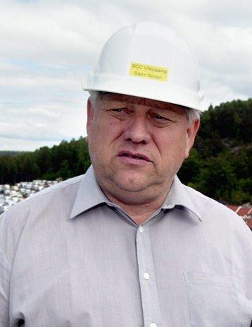 Bjørn Nilsen, forstander BCC.