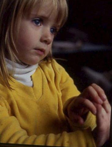 Eva-Charlotte var et grublende barn. Mye var verdt å grunne på.