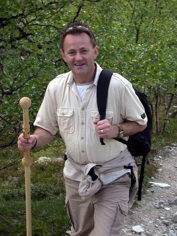 Sokneprest Anders P. Skeistrand er frimurer. (Arkivfoto)