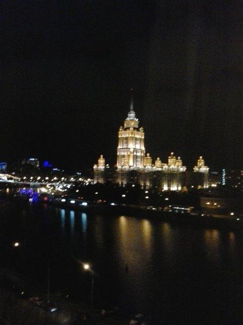 Crocus City Hall i Moskva. Her skal universets vakreste kåres.