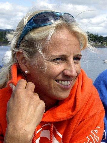 FORNØYD: Anniken Murstad er svært fornøyd med årets påmelding. FOTO: KNUT BJERKE
